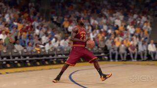 NBA Live 16 - Official Trailer - E3 2015