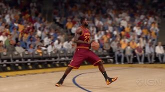 NBA Live 16 - Official Trailer - E3 2015
