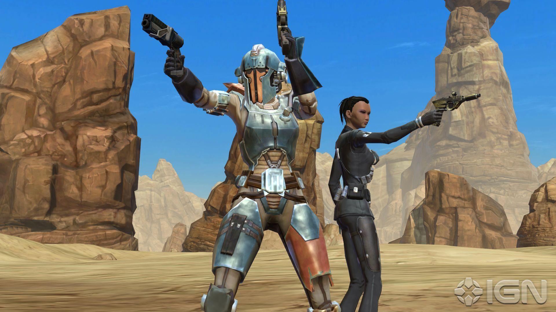 NEWS Bioware May Take The Old Republic Free-To-Play