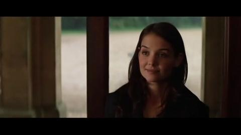 Batman Begins - Rachel visits Bruce