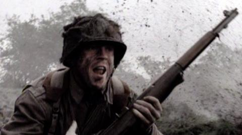 Band Of Brothers (2001) - Clip Malarkey