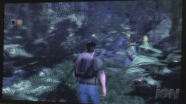 Lost Via Domus Xbox 360 Gameplay - Jungles and Caves (WonderCon 08 Off-Screen)