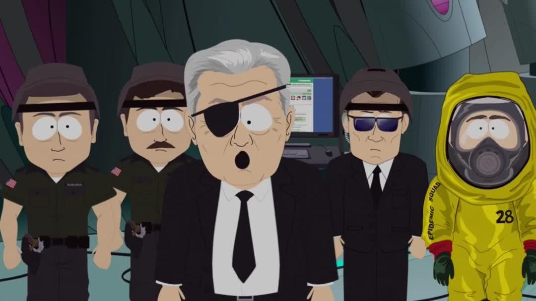 South Park The Stick of Truth - Destiny trailer