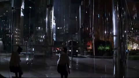 The Dark Knight - Leaving Hong Kong
