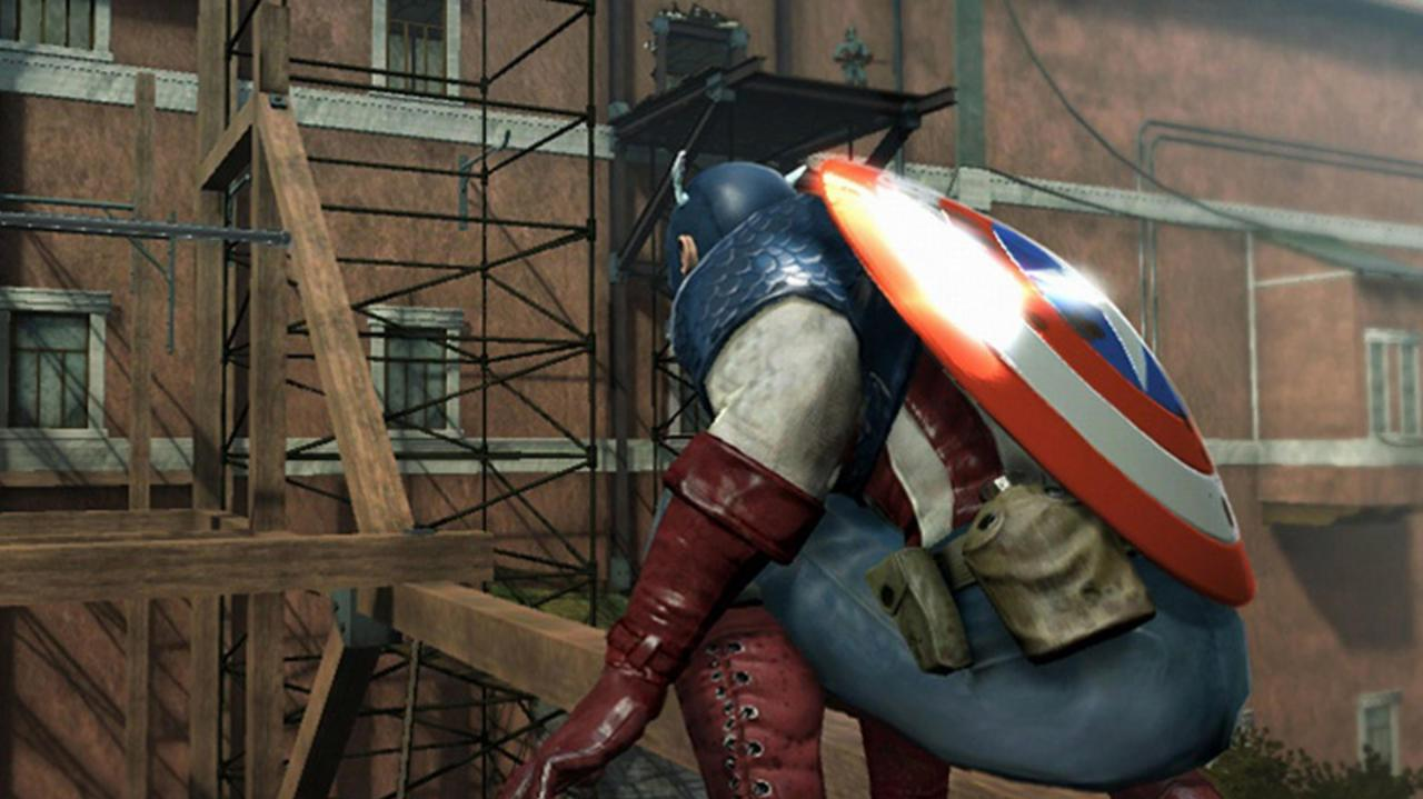 Captain America Super Soldier Debut Trailer