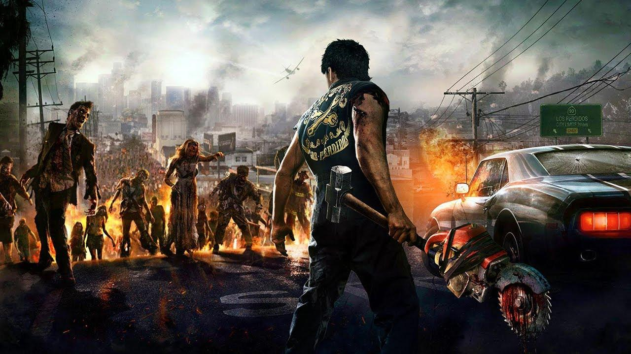 Dead Rising 3 Walkthrough - Chapter 05 Soldier of Fortune, pt 1