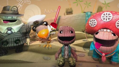 LittleBigPlanet 3 - Community-Crafted Launch Trailer