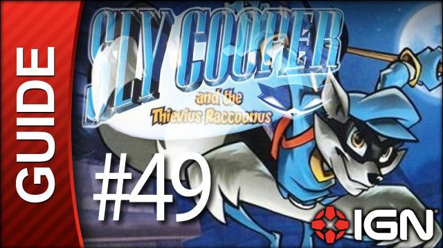 Sly Cooper Thievius Raccoonus Walkthrough - 49 Epsiode 5 Part 2 Burning Rubber