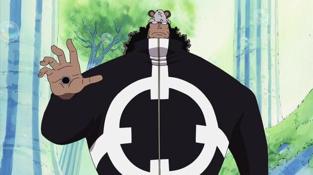 File One Piece - Episode 402 - Overwhelming! The Navy's Fighting Weapons, the Pacifistas