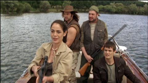 Lake Placid 3 (2010) - Open-ended Trailer for Lake Placid 3 2