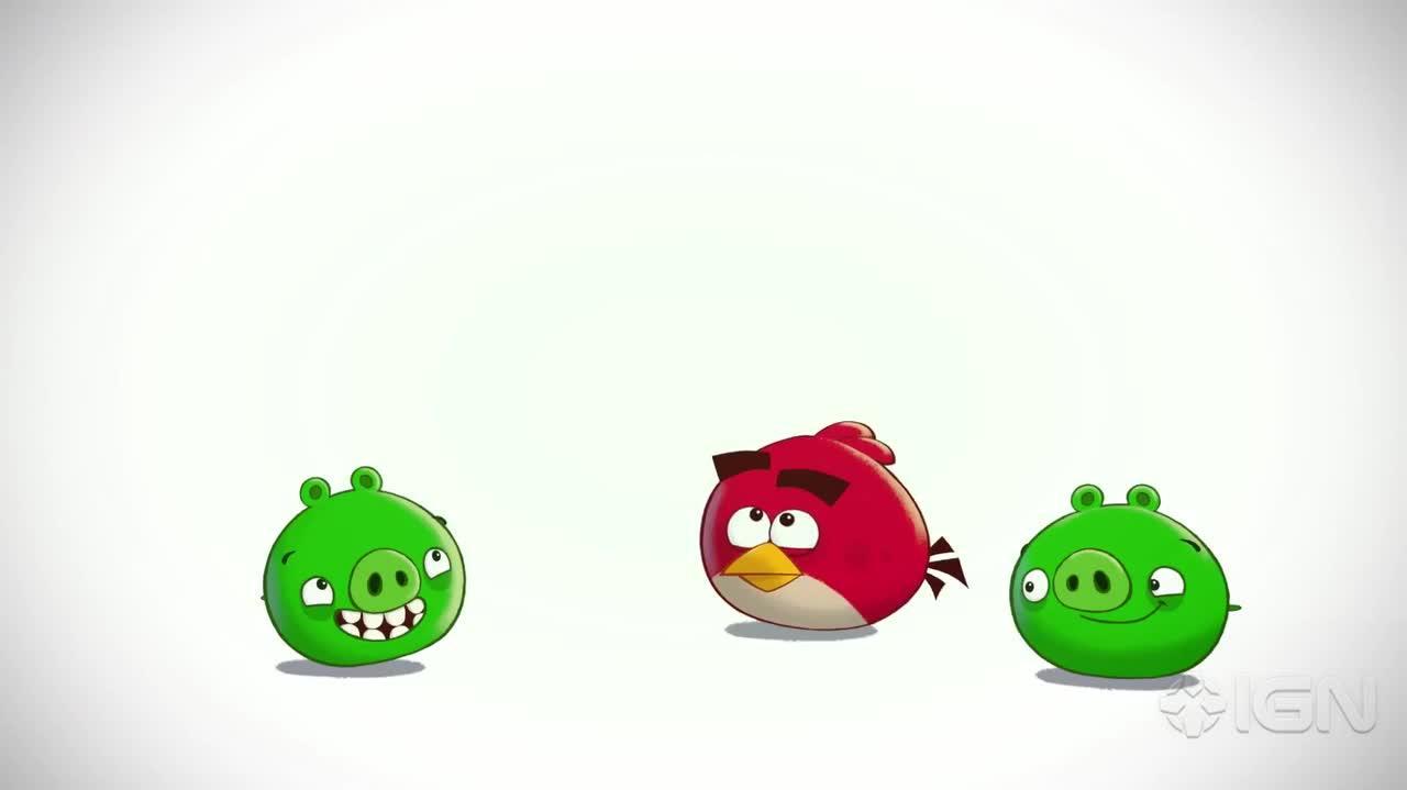 Bad Piggies Gameplay Trailer