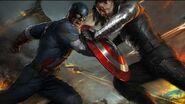 Captain America The Winter Soldier - Allies & Enemies Interview