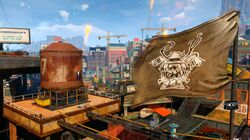 Sunset Overdrive Quest - Take Back the Streets Old Factory District