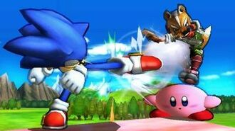 Super Smash Bros 3DS Trailer - E3 2014