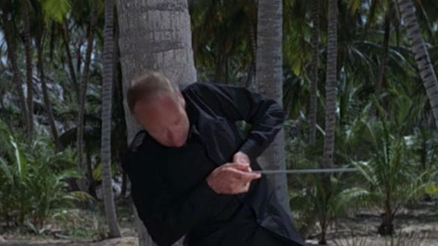 Bond 21 Treehugger (Thunderball)
