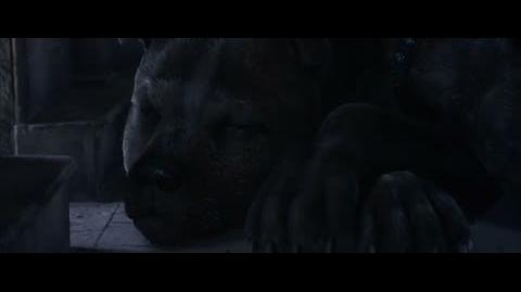 Harry Potter and the Sorcerer's Stone - The three-headed dog