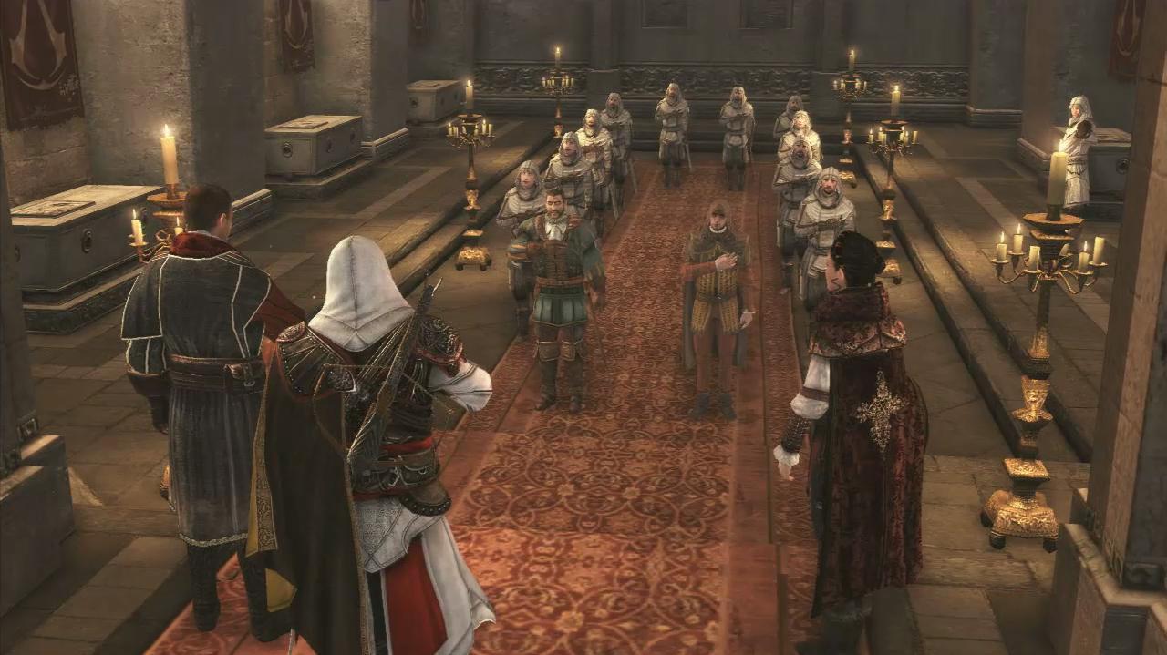 NextGenWalkthroughs Assassin's Creed Brotherhood - Seq 7 - Ascension