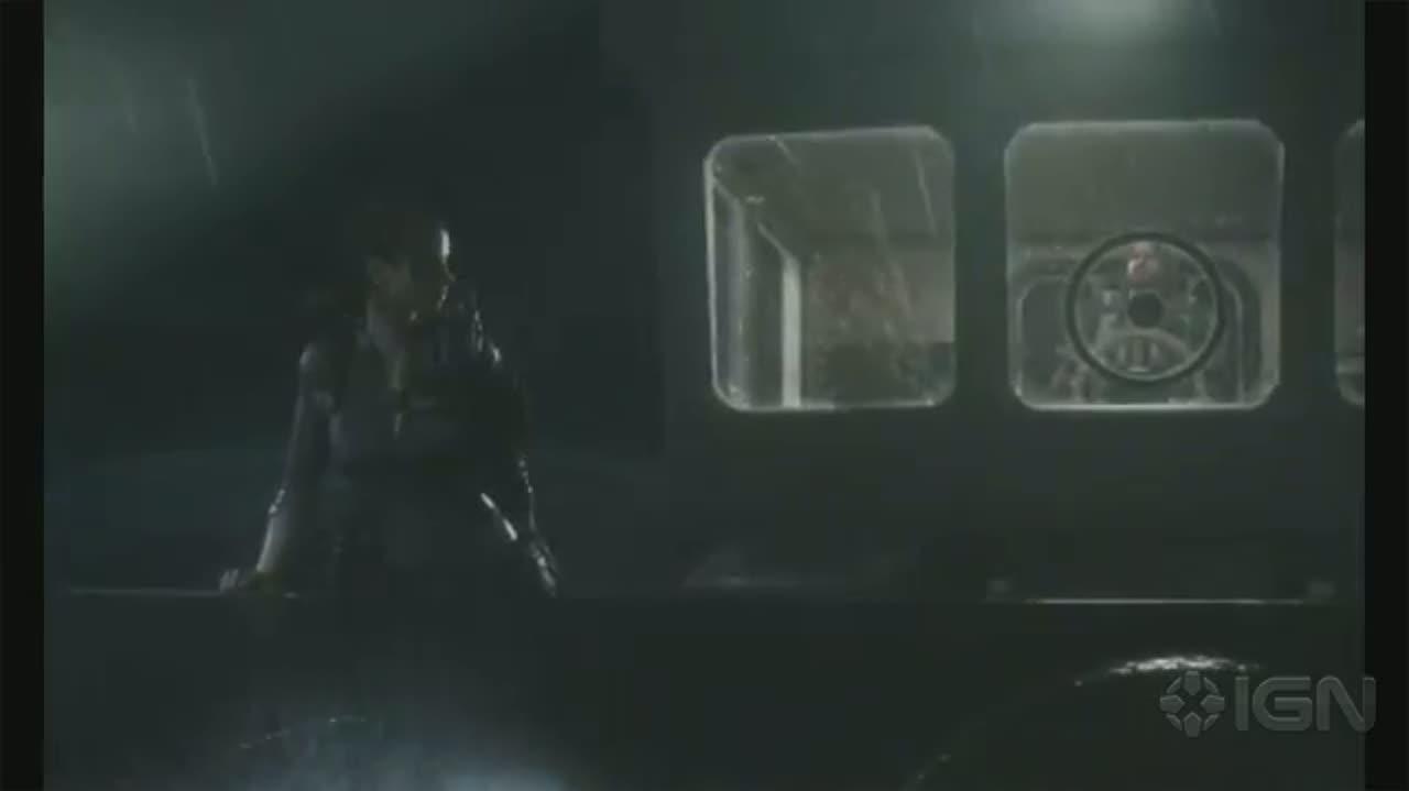 Resident Evil Revelations - The Beginning