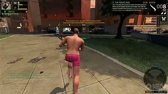 APB PC - Inside Man