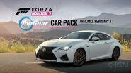 Forza Horizon 2 - Top Gear Car Pack Trailer