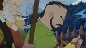 The Banner Saga 2 Announcement Trailer