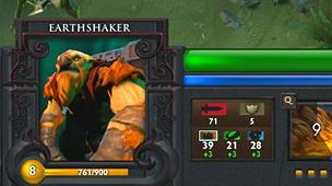 Dota 2 Heroes Earthshaker