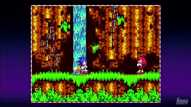 Sonic's Ultimate Genesis Collection PlayStation 3 Gameplay - Sonic 3