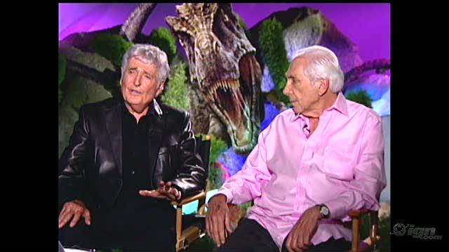 Land of the Lost Movie Interview - Sid & Marty Krofft