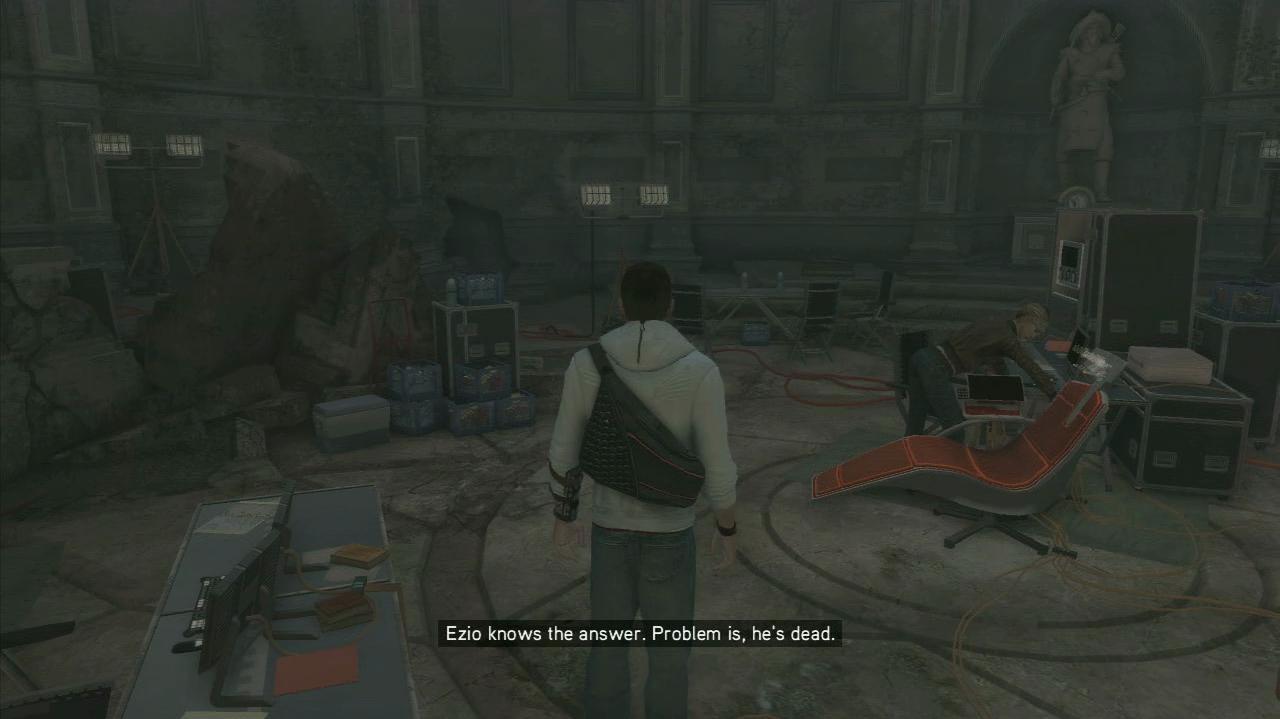 NextGenWalkthroughs Assassin's Creed Brotherhood - Epilogue - Cutscene