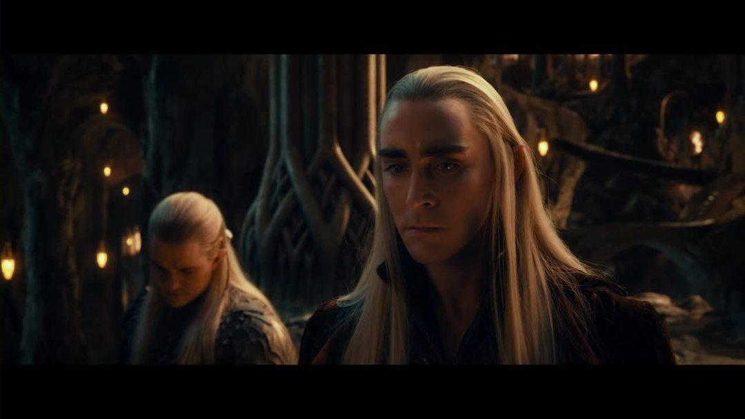 "The Hobbit Desolation of Smaug - ""Your World Will Burn"" Clip"