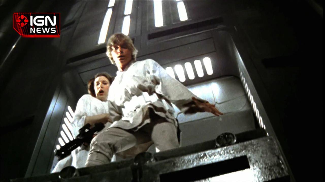 News Mark Hamill Talks Star Wars Episode VII