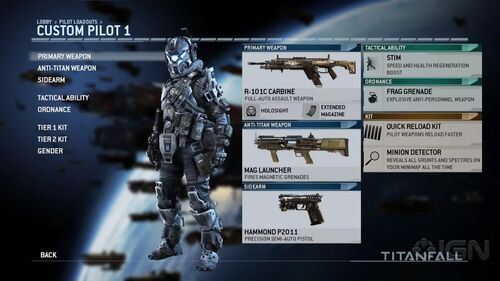 Titanfall Guide - Hardpoint