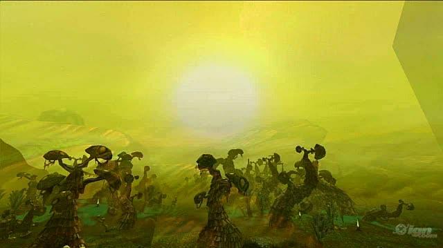 Alganon PC Games Trailer - Haggon Marsh Trailer