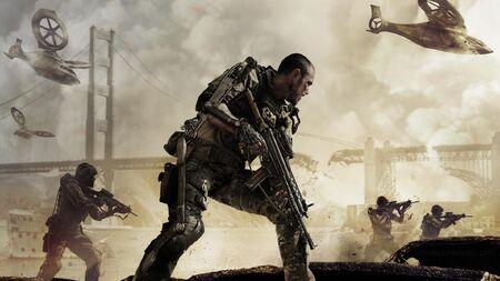 Call of Duty Advanced Warfare - Developer Expert Showcase