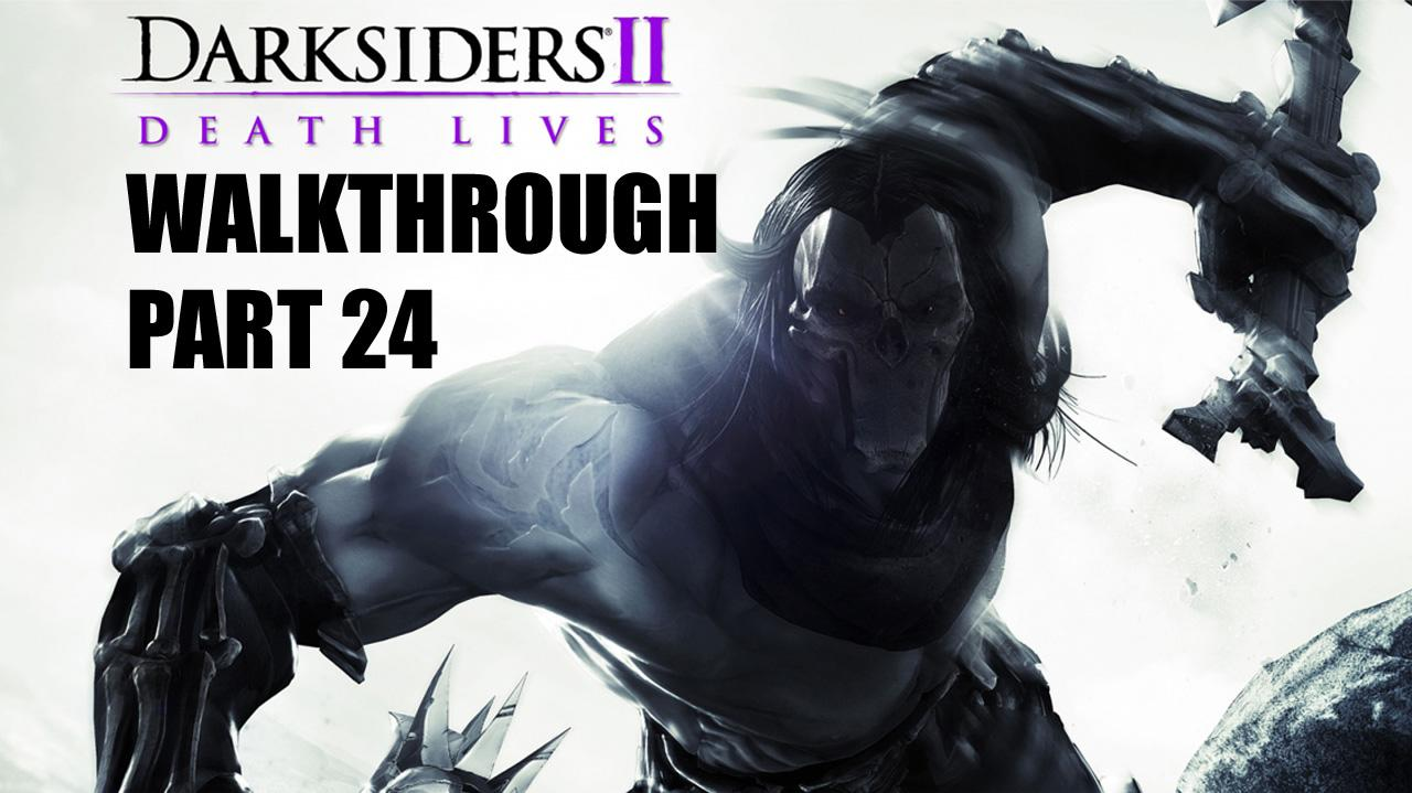 Darksiders II Walkthrough - The Gilded Arena (3 of 4) - Part 24