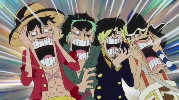 One Piece - Episode 574 - To the New World! Heading for the Ultimate Sea!