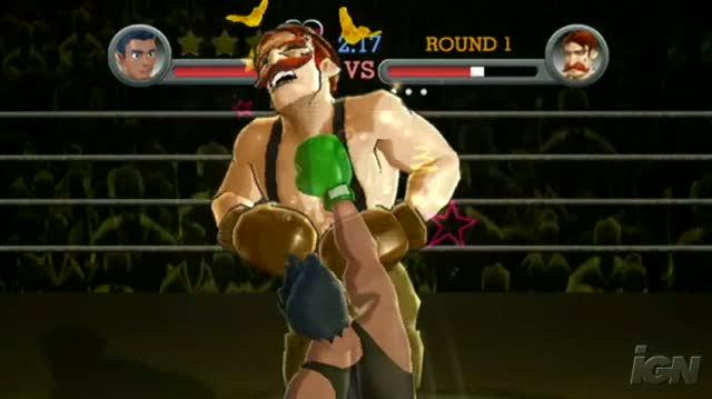 Punch-Out!! Nintendo Wii Gameplay 2009 05 07 3
