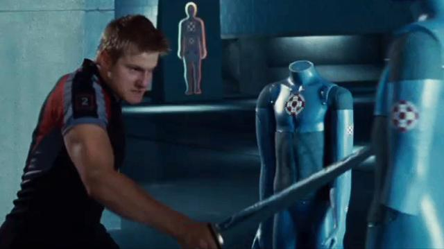 The Hunger Games - Trailer Two