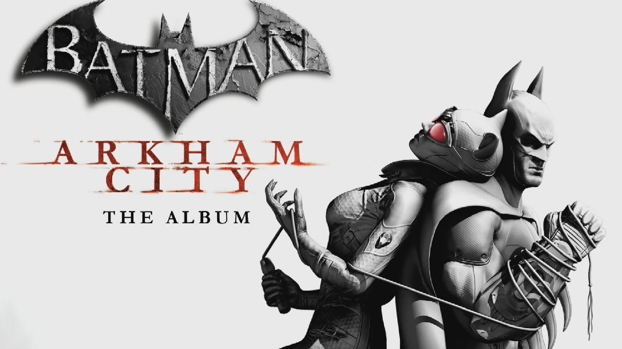Arkham City Exclusive Coheed and Cambria Track