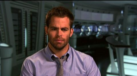 "Star Trek (2009) - Interview Chris Pine ""On his character James T"
