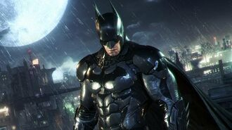 Batman Arkham Knight - Gameplay Trailer