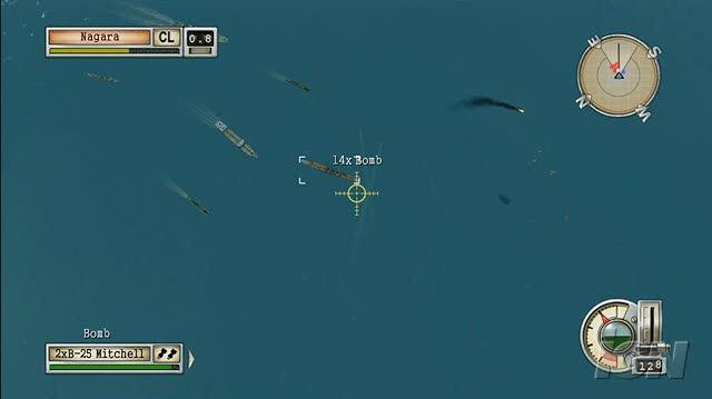Battlestations Midway Xbox 360 Gameplay - Lombok Carpet Bomb