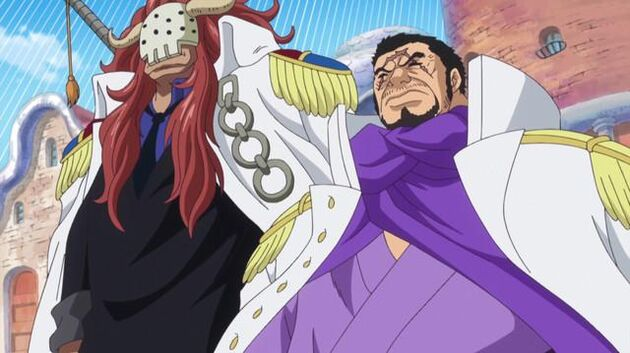 File One Piece - Episode 683 - With a Rumbling of the Ground! The God of Destruction - Giant Pica Descends!