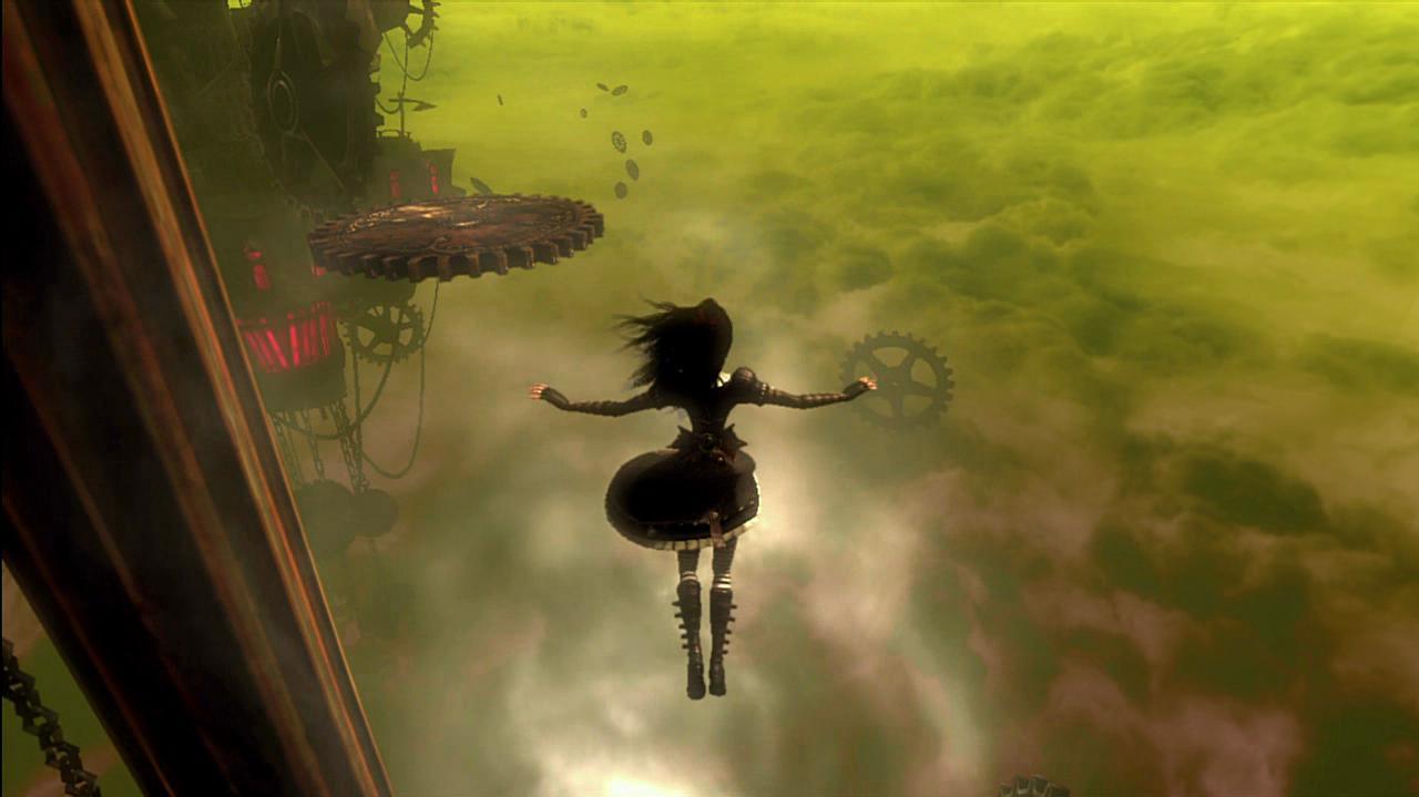 Alice Madness Returns Platforming Gameplay