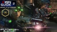 Splinter Cell Blacklist Perfectionist Walkthrough Briggs Co-Op Mission 2 - Missile Plant