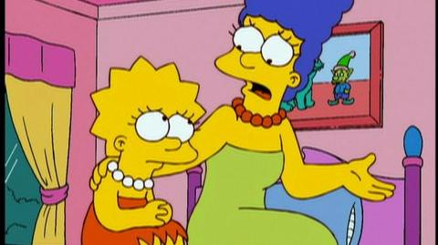 The Simpsons Season 20 (2010) - Clip Lisa the drama queen