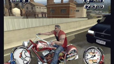 American Chopper 2 Full Throttle (VG) (2005) - Xbox, PS, PS2, GameCube 3