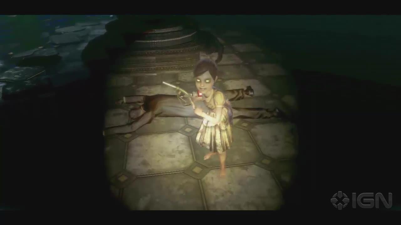 BioShock 2 - Sister, Sister - Gameplay