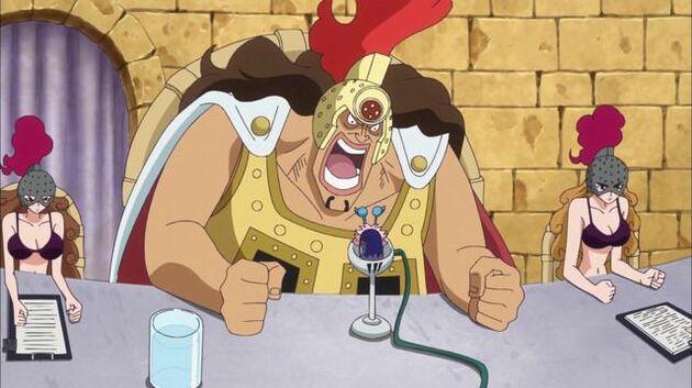 File One Piece - Episode 665 - A Burning Passion! Rebecca vs