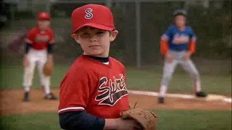Parenthood - Playing baseball